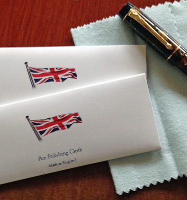 Flag Pen Polishing Cloths