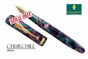 Churchill_Azure_gold sold out