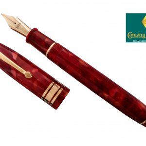 Conway Stewart Series 100 Cherry Red