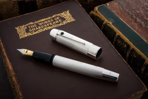 Shakespeare Pen sterling silver