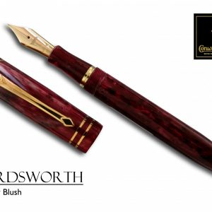 Conway Stewart Wordsworth Burgundy Blush