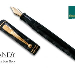 Conway Stewart Dandy Carbon Black
