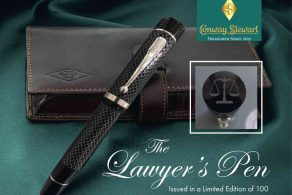 Conway Stewart Churchill Lawyer's Pen