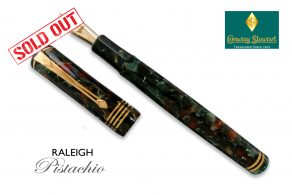 Conway Stewart Raleigh Pistachio Sold Out