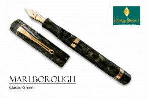Conway Stewart Marlborough Classic Green